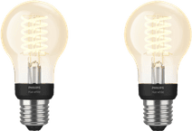 Philips Hue Filamentlampe White Standard E27 Bluetooth Duo Pack