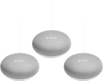 Google Nest Mini Weiß 3er-Pack