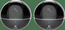 Ezviz C6T Schwarz Duo Pack