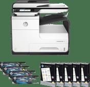Starterpaket HP PageWide Pro 477dw