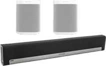 Sonos Playbar 5.0 + One SL (2x) Weiß