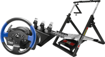 Thrustmaster T150 RS Pro + Next Level Racing Wheel-Ständer