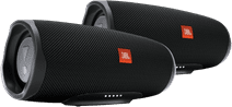 JBL Charge 4 Duo Pack Schwarz