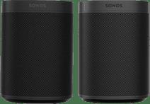 Sonos One + One SL Schwarz