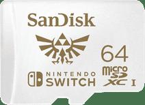 SanDisk MicroSDXC Extreme Gaming mit 64 GB (mit Nintendo-Lizenz)