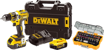 DeWalt DCD791P2 + 32-teiliges Bit-Set