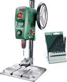 Bosch PBD 40 + 10-teiliges Bohrerset Metall HSS-R