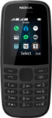 Nokia 105 Schwarz