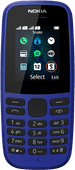 Nokia 105 Blau