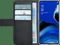 Azuri Wallet Magnet OPPO Reno 2 Book Case Schwarz