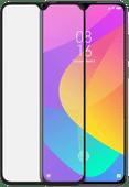 Azuri Rinox Xiaomi Mi 9 Lite Displayschutzfolie Gehärtetes Glas Schwarz