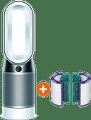 Dyson Pure Hot+Cool Weiß/Silber - 2018 + Filtersatz