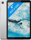 Lenovo Tab M8 2 GB 32 GB WLAN Silber