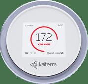 Kaiterra Laser Egg Feinstaub PM 2.5- und CO2-Messgerät