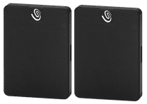 Seagate Expansion SSD, 1 TB Duo-Pack