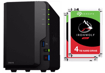 Synology DS218 + 8 TB