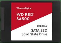WD Red SA500 NAS, 2,5 Zoll SSD, 2 TB