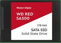 WD Red SA500 NAS, 2,5 Zoll SSD, 1 TB