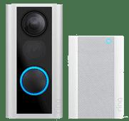 Ring Doorview Camera + Chime Pro 2. Gen.