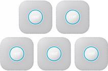 Google Nest Protect V2 Eingangsspannung 5er-Pack