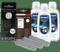 Krups Pflegepaket 0,5 Jahre + Milchreiniger