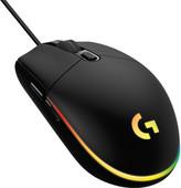 Logitech G203 Lightsync Gaming-Maus Schwarz