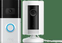 Ring-Videotürklingel 3 + Indoor Cam