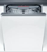 Bosch SME46NX23E / Einbau / vollintegriert / Nischenhöhe 81,5 - 87,5 cm