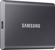 Samsung T7 Portable SSD, 1 TB, Grau