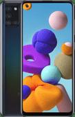 Samsung Galaxy A21s 64 GB Schwarz
