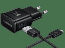 Samsung Ladegerät mit USB-C-Kabel, 1,2 m, Adaptive Fast Charge, 15 W, Schwarz