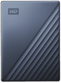 WD My Passport Ultra 5 TB Blau