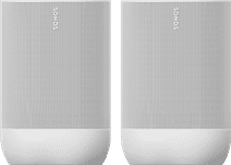 Sonos Move Duo Pack Weiß