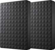 Seagate Expansion Portable 4 TB 2er-Pack