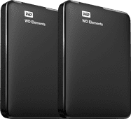 WD Elements Portable 5 TB Duo-Pack