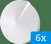 TP-Link Deco M9 Plus Smarthome Multiroom WLAN 6er-Pack