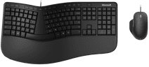 Microsoft Ergonomische Tastatur und Maus Qwertz