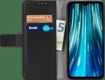 Nur für den Fall Brieftasche Xiaomi Redmi Note 8 Pro Book Case Schwarz