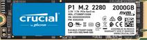 Crucial P1 SSD, 2 TB