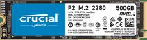 Crucial P2 SSD 500 GB