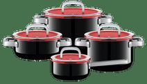 WMF Fusiontec Functional Topfset 4-teilig