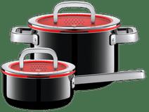 WMF FusionTec Functional Topfset 2-teilig
