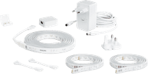Philips Hue Lightstrip Plus White & Color Bluetooth 4 Meter Basis-Paket