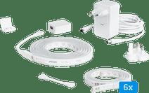 Philips Hue Lightstrip Plus White & Color Bluetooth 8 Meter Basis-Paket