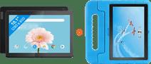 Lenovo Tab M10 2GB 32GB Wifi Schwarz + Just in Case Kids Case Blau