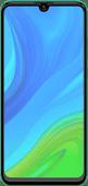 Azuri Rinox Fall freundlich Huawei P Smart (2020) Displayschutzglas Black Edge