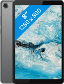 Lenovo Smart Tab M8 32 GB WLAN Grau + Ladestation