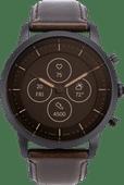 Fossil Collider Hybrid HR Smartwatch FTW7008 Braun