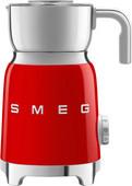 SMEG Milchaufschäumer MFF01RDEU Rot