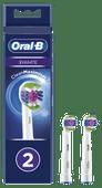 Oral-B 3D White Bürstenkopf 2 Stück